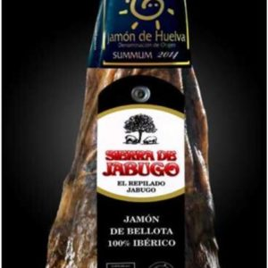 Gourmet Innovative jamón summum